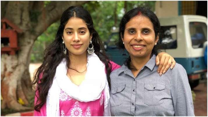 GUNJAN SAXENA : The Kargil Girl watch Online